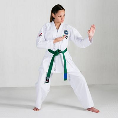 FUJIMAE Training ITF Approved Dobok White