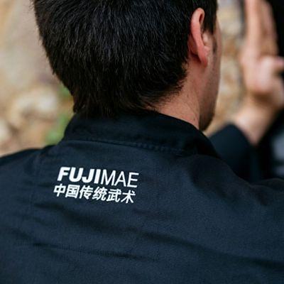 FUJIMAE Training Kung Fu Uniform Black