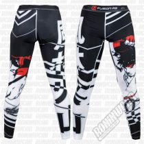 Fusion FG Street Fighter Ryu Spats
