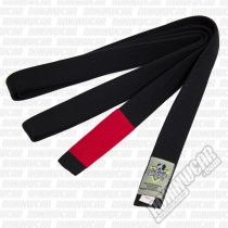 Gameness BJJ Belt Negro