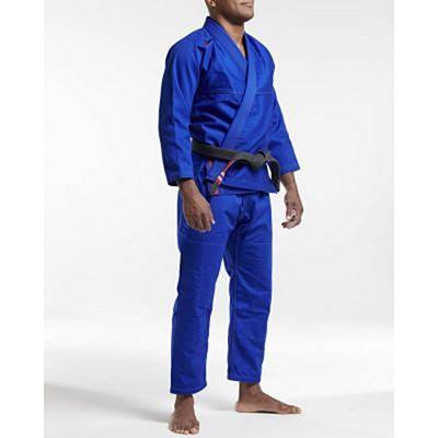 Gameness Feather 2018 BJJ Gi Blue