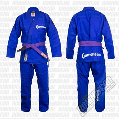 Gameness G0811 Elite Gi Blue