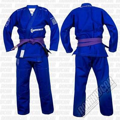 Gameness G1112 Feather Gi Azul