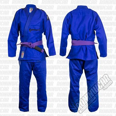 Gameness G1141 Pearl Gi Blue