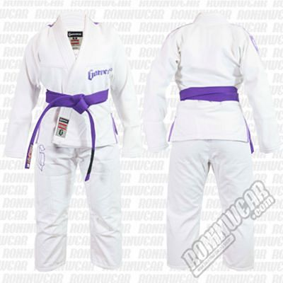 Gameness G1241 Female Pearl White-Purple