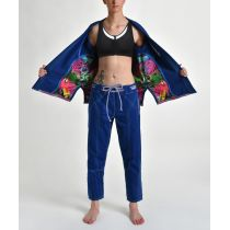 Gr1ps Ara Woman BJJ Gi Blau