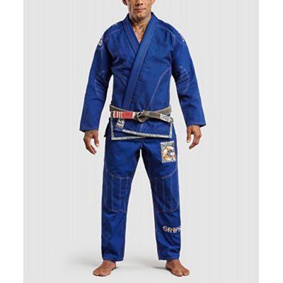 Gr1ps Armadura 2.0 Jiu Jitsu Kimono Camo Edition Blue