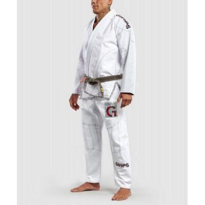 Gr1ps Armadura 2.0 Jiu Jitsu Kimono Camo Edition White