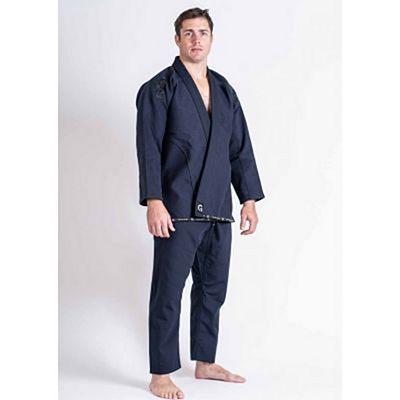 Gr1ps Armadura Proto BJJ Kimono Mörkblå
