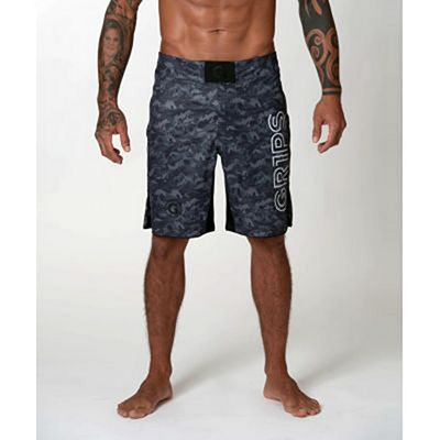 Gr1ps G-Battle NO-GI Shorts Grey