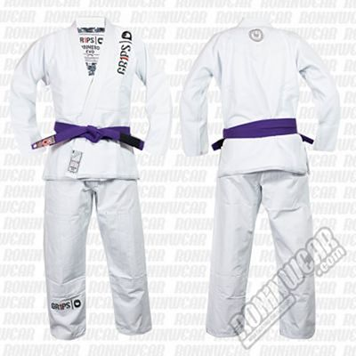 Gr1ps Kimono Primero Evo Weiß