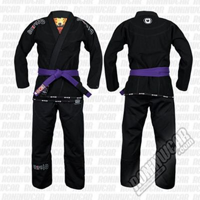 Gr1ps Kimono Secret Weapon Evo Nero