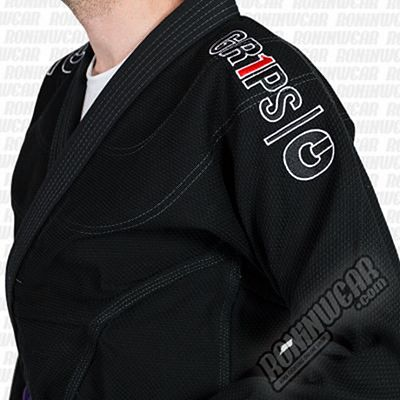 Gr1ps Kimono Secret Weapon Evo Nero