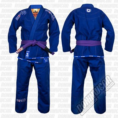 Gr1ps Kimono Secret Weapon Evo Blu
