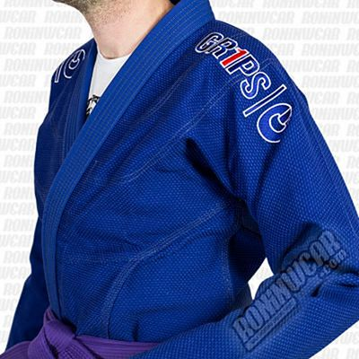 Gr1ps Kimono Secret Weapon Evo Azul