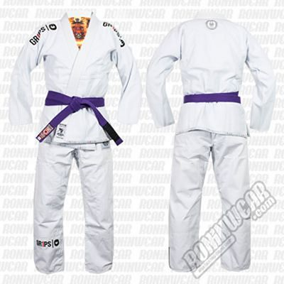 Gr1ps Kimono Secret Weapon Evo Bianco