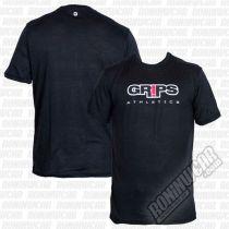 Gr1ps Men Baseline T-shirt Black