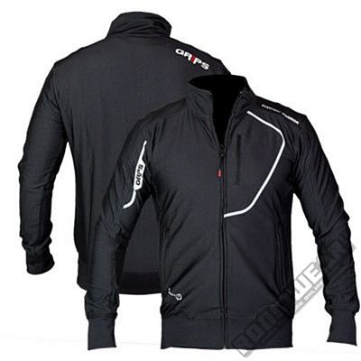 Gr1ps Men Tracktop Black