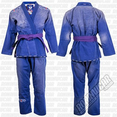 Gr1ps Stone Washed Secret Weapon 2.0 Azul