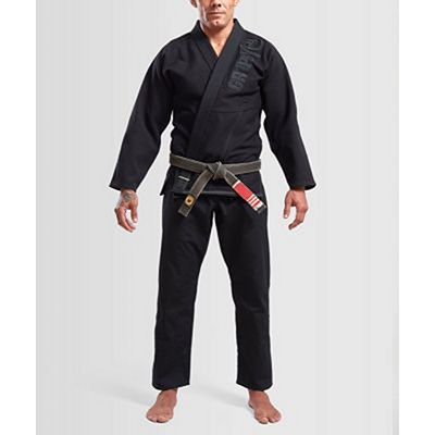Gr1ps The Italian BJJ Gi Svart
