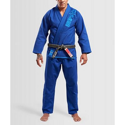 Gr1ps The Italian BJJ Gi Blu