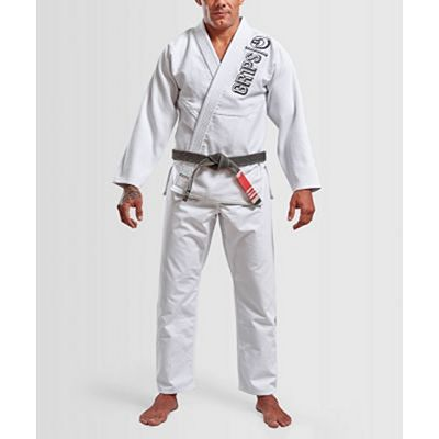 Gr1ps The Italian BJJ Gi Bianco