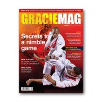 Gracie Magazine Issue 201 January 2014