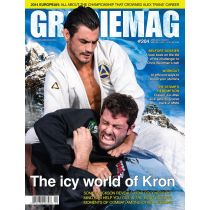 Gracie Magazine Issue 204 April 2014