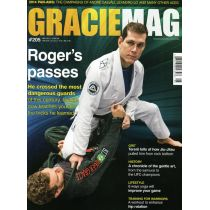 Gracie Magazine Issue 205 May 2014