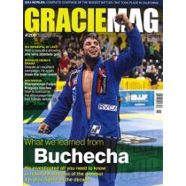Gracie Magazine Issue 208 August 2014