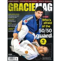 Gracie Magazine Issue 209 September 2014
