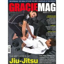 Gracie Magazine Issue 213 January 2015