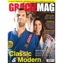 Gracie Magazine Issue 214 February 2015