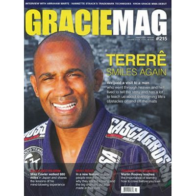 Gracie Magazine Issue 215 March 2015