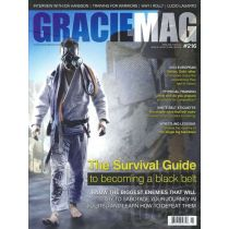 Gracie Magazine Issue 216 April 2015