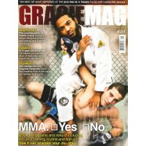 Gracie Magazine Issue 217 May 2015