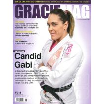 Gracie Magazine Issue 218 June 2015