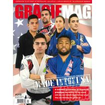 Gracie Magazine Issue 219 July 2015