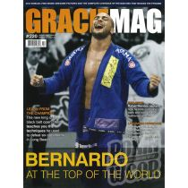 Gracie Magazine Issue 220 August 2015