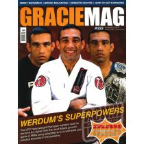 Gracie Magazine Issue 222 October 2015