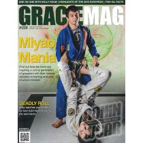 Gracie Magazine Issue 228 April 2016