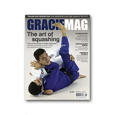 Gracie Magazine Issue 197 September 2013
