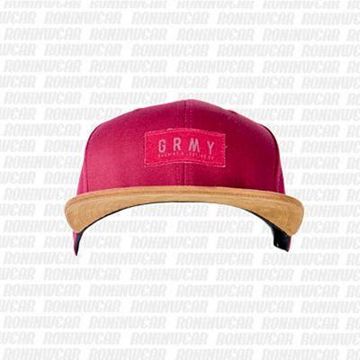 Grimey CORE CAP Red