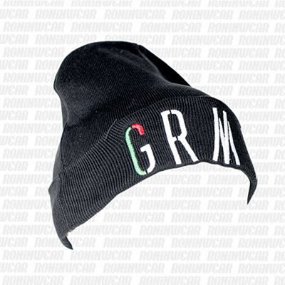 Grimey Nuff Respect Beanie Black