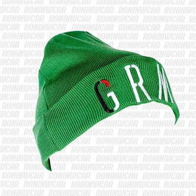 Grimey Nuff Respect Beanie Green