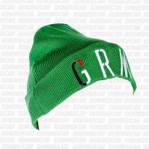 Grimey Nuff Respect Beanie Zöld
