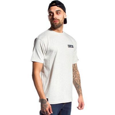 Grimey Overcome Gravity T-shirt Grey