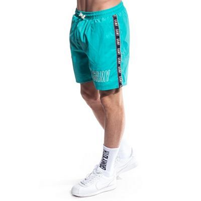 Grimey Rock Creek Park Shorts Bleu Ciel