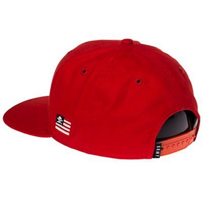 Grimey The Lucy Pearl Snapback Red