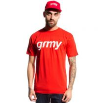 Grimey The Lucy Pearl T-shirts Rosso